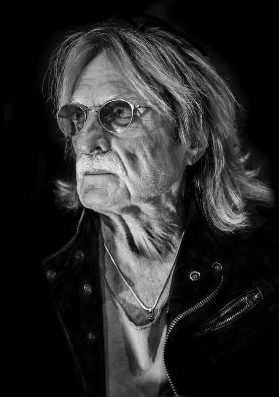 Portrait Christophe - photographe artiste christophe