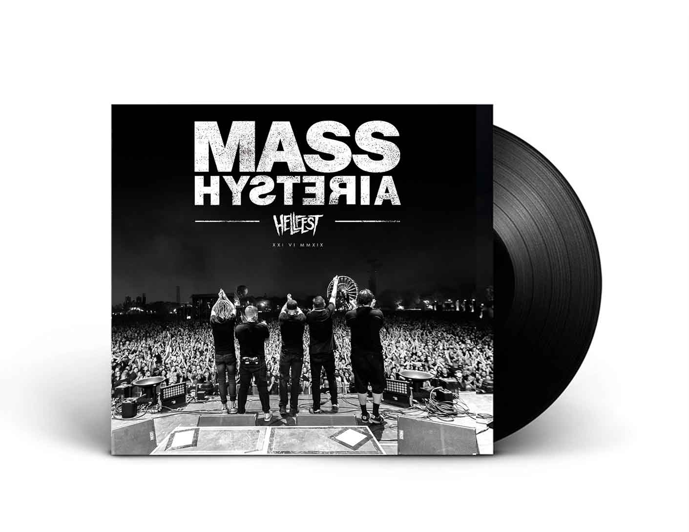 MASS HYSTERIA HELLFEST 2019