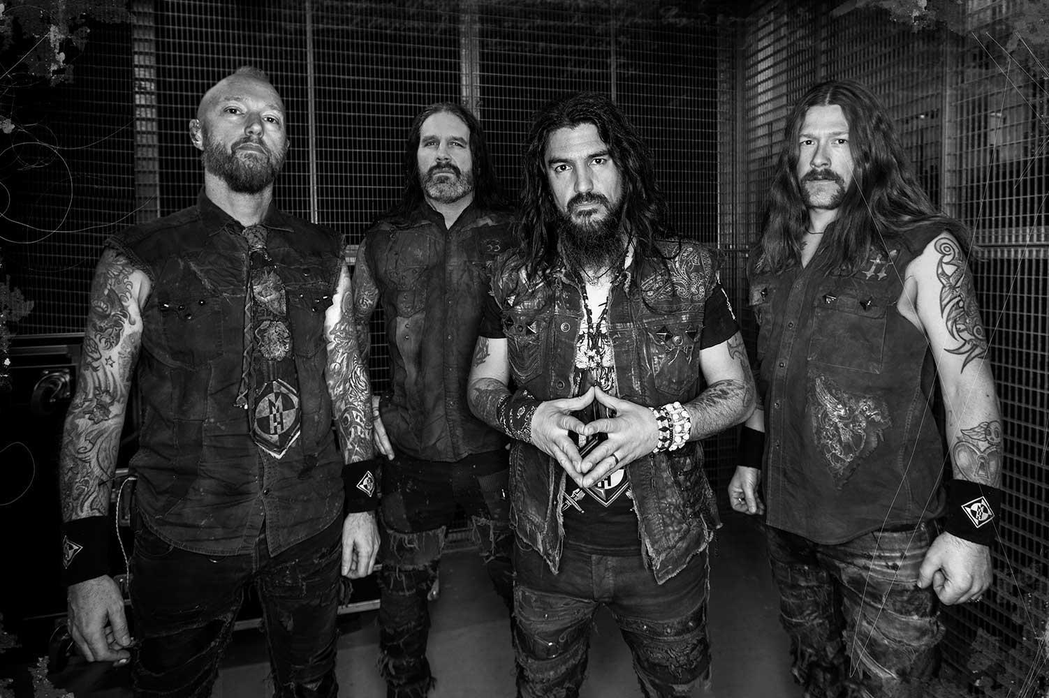 Machine Head-musique métal