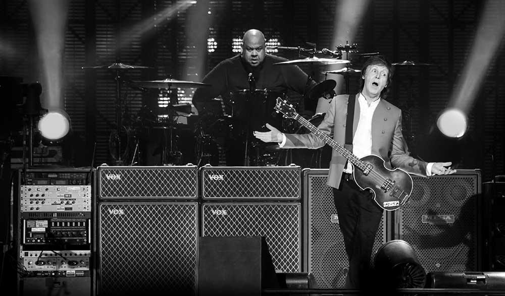コンサートの写真撮影:ドラマーのための6つのヒント
