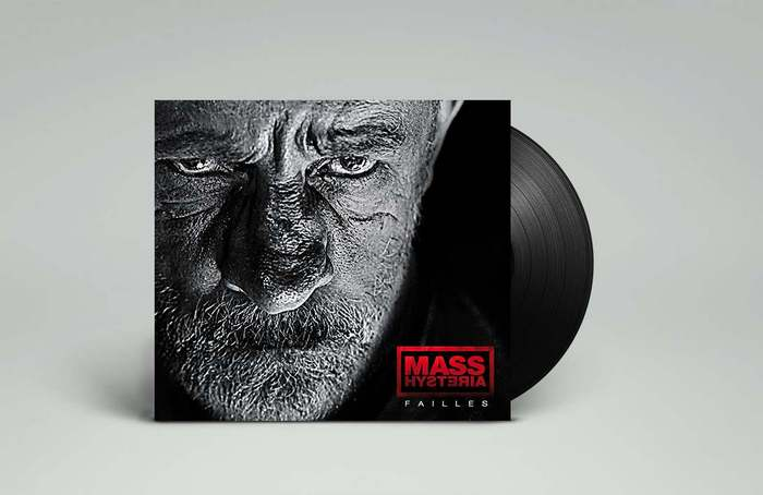 MASS HYSTERIA FAILLES - Edition Vinyl - Artwork • Album musique Mass Hysteria