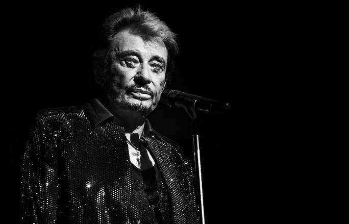 photos concert johnny hallyday