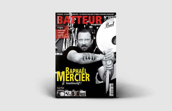 Couverture Batterie Magazine