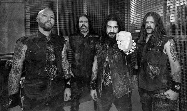 photographe machine head - Live Concert