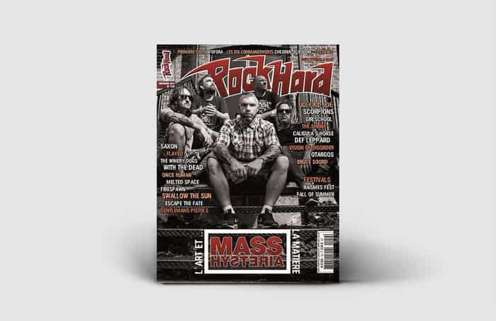 magazine rock hard