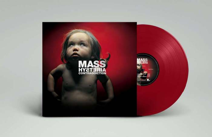 Mass Hysteria CONTRADDICTION - Edition Vinyl - Artwork