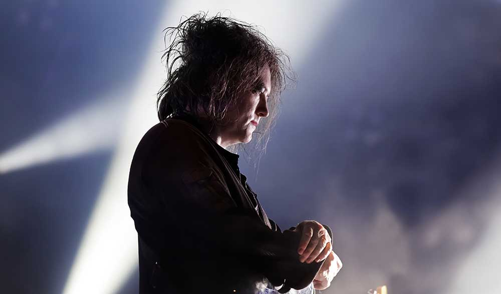 The cure Live - The cure photos concert- photographe concert