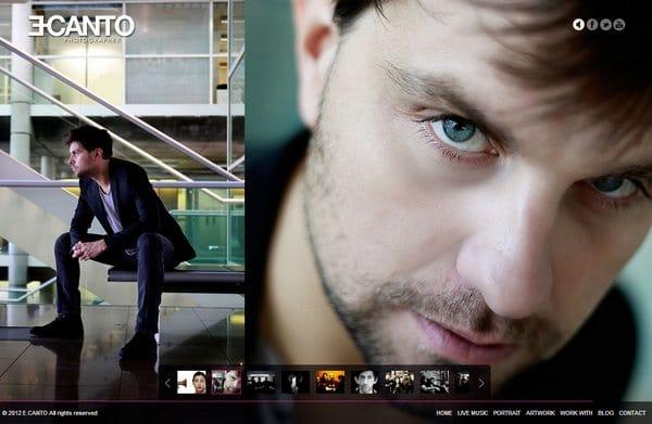 Eric CANTO Photographer