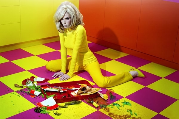MILES ALDRIDGE PHOTOGRPHER