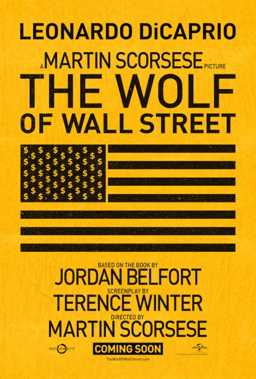 The Wolf of Wall Street Movie Poster Gallery  (2)