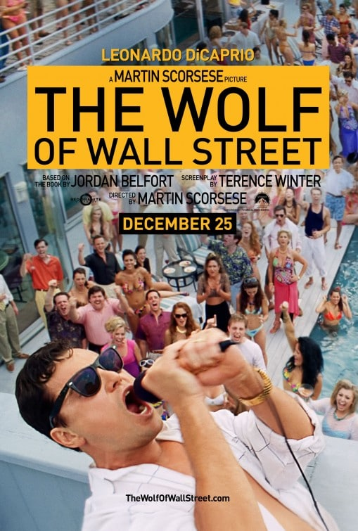 The Wolf of Wall Street Movie Poster Gallery  (3)