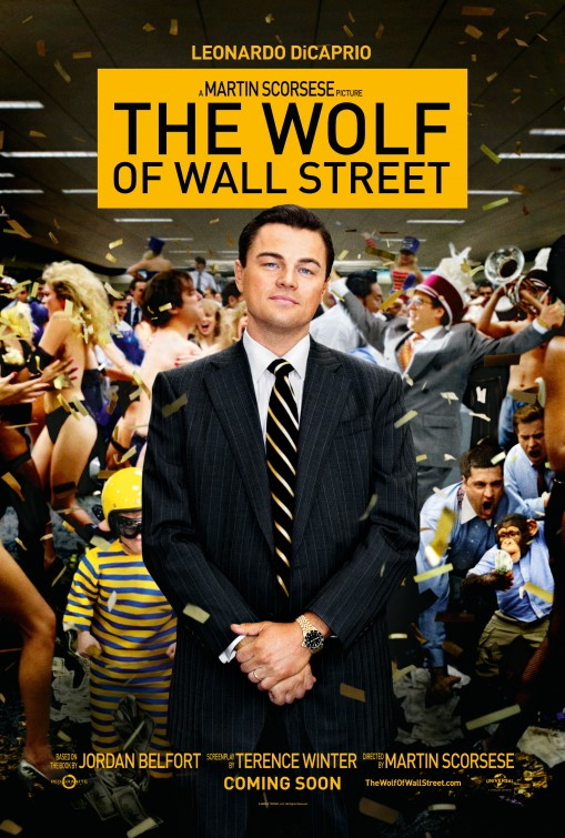 The Wolf of Wall Street Movie Poster Gallery  (5)