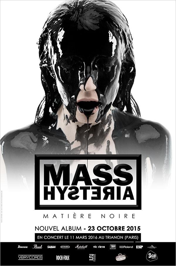 MASS HYSTERIA MATIERE NOIRE