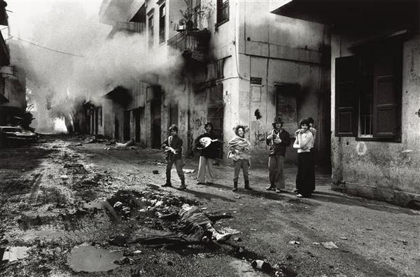 Don McCullin photographe