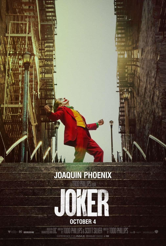 Joker 2019 - Affiches du film 20