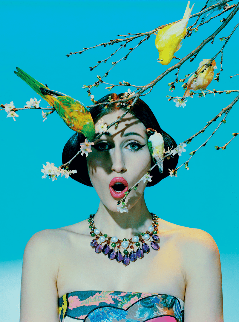 MILES ALDRIDGE photographe