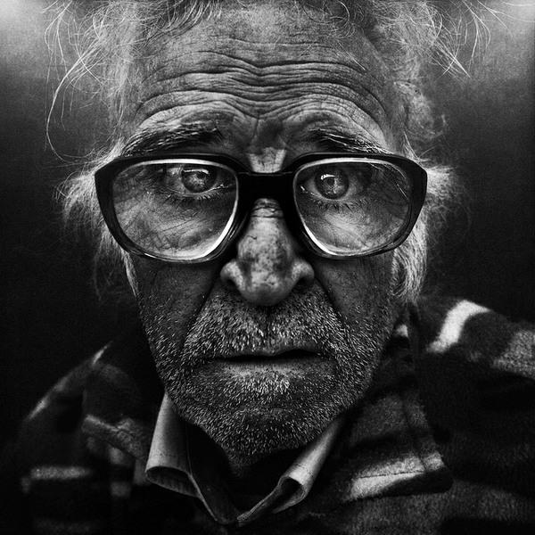 Lee Jeffries Photographe