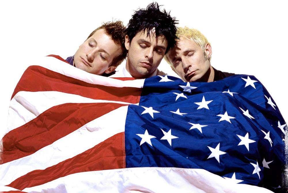 Green Day photographe concert ross halfin