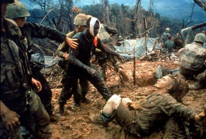 photographe larry burrows vietnam