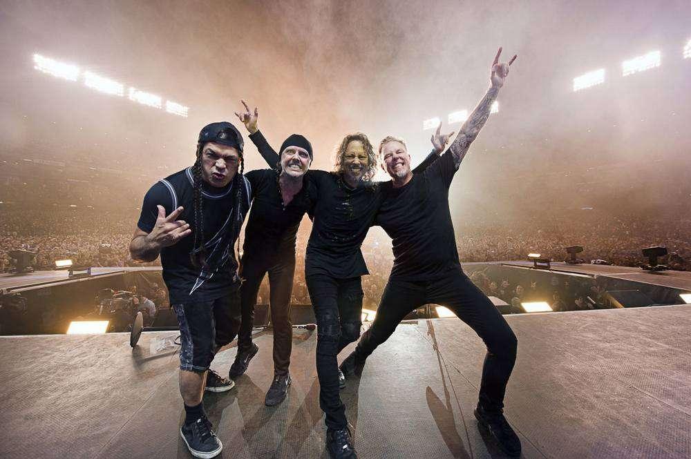 Metallica photos ross-halfin-photographe