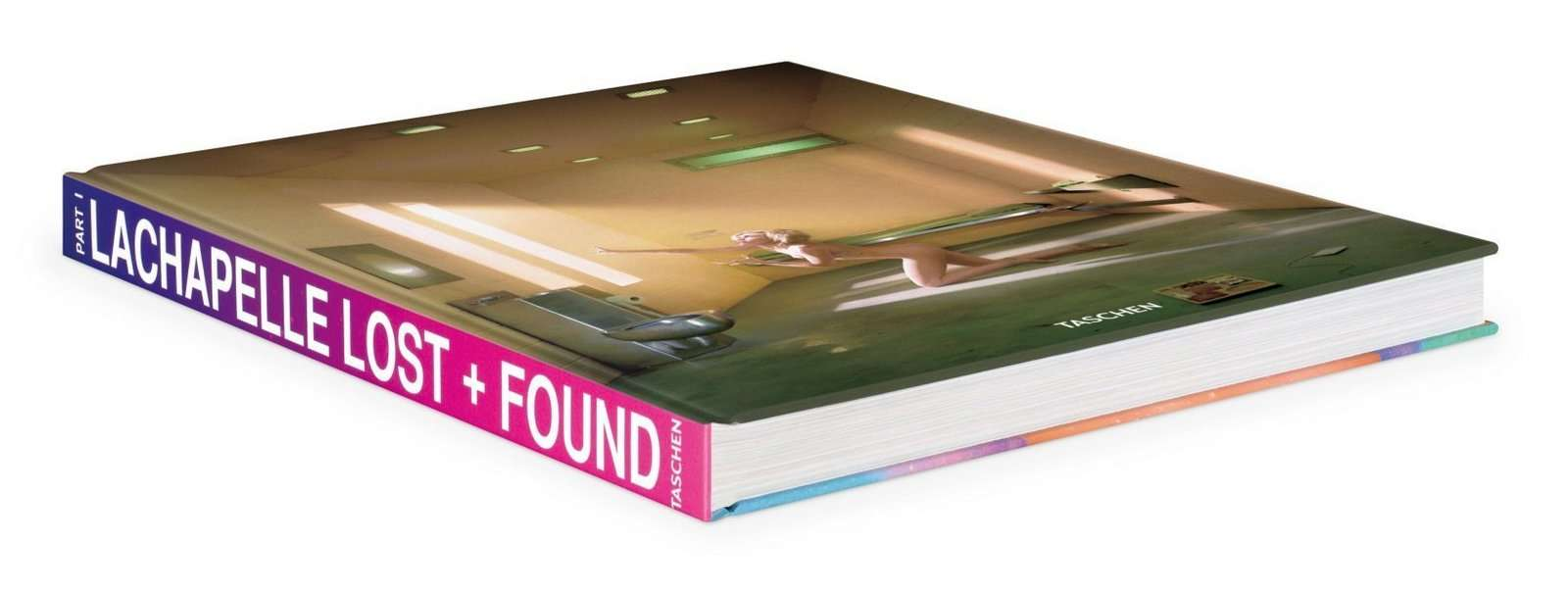 david lachapelle lost found livre
