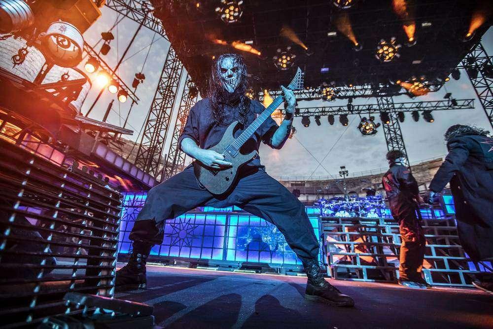 Slipknot festival de nimes