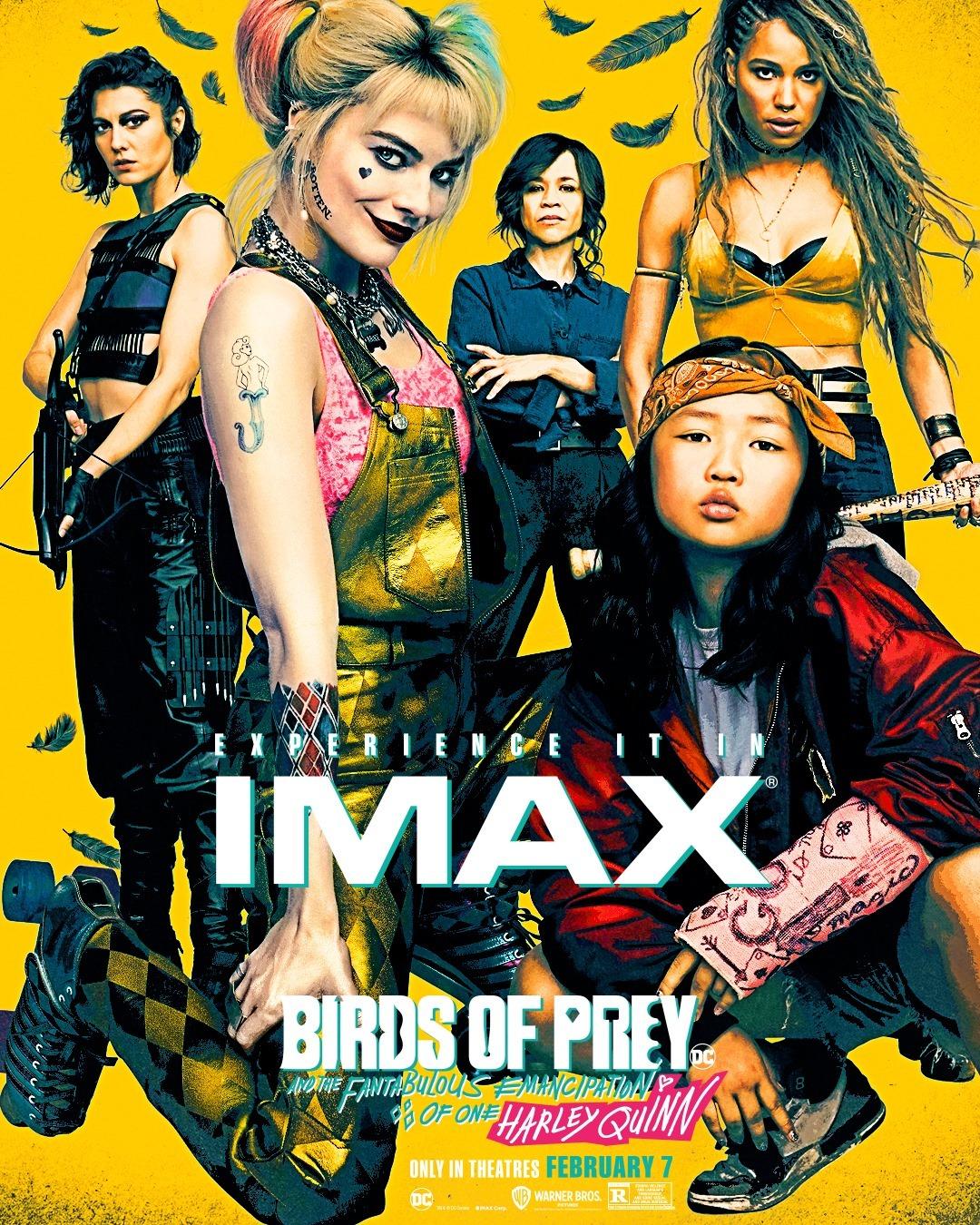 Harley Quinn Film -Birds of Prey