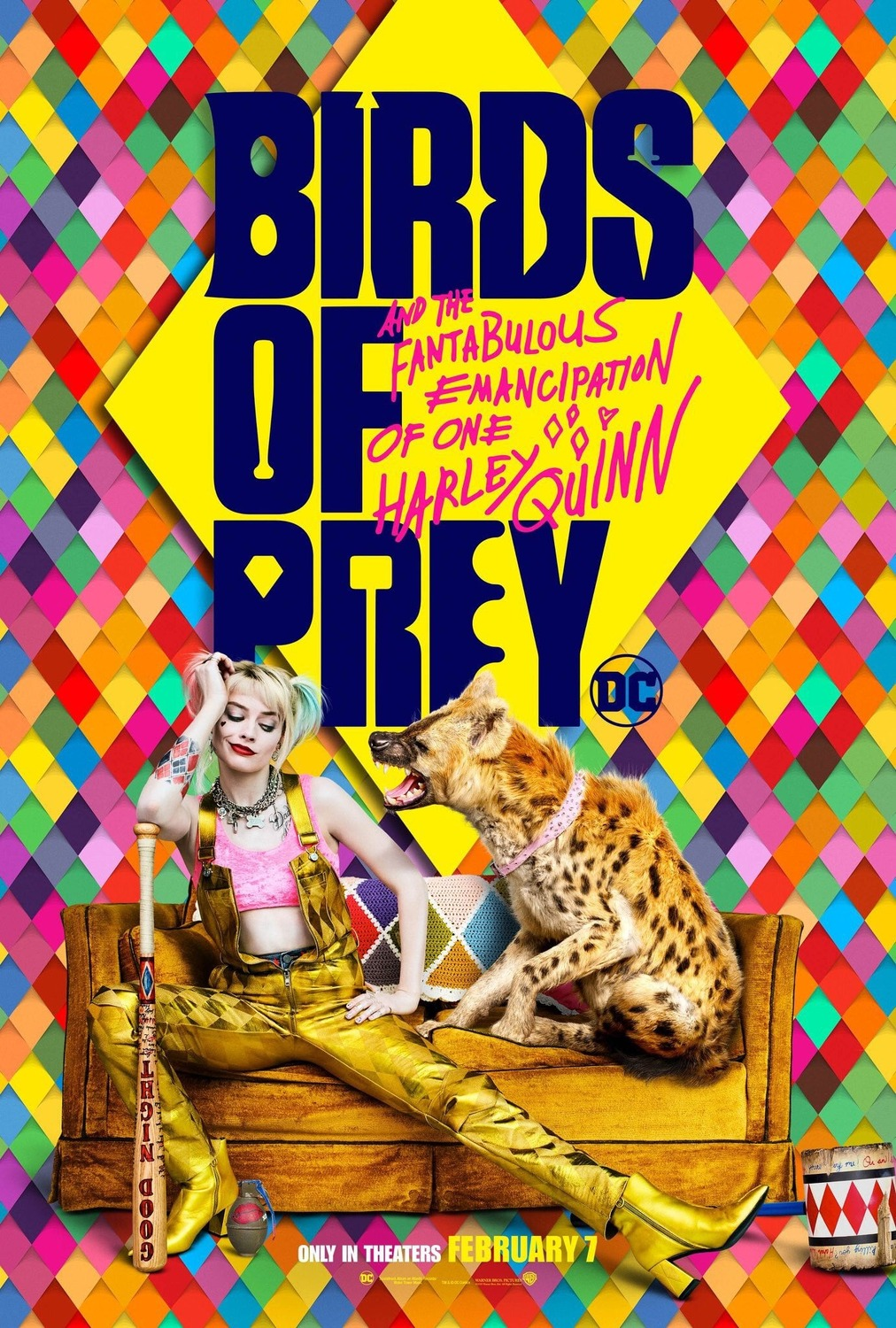 Harley Quinn Film -Birds of Prey