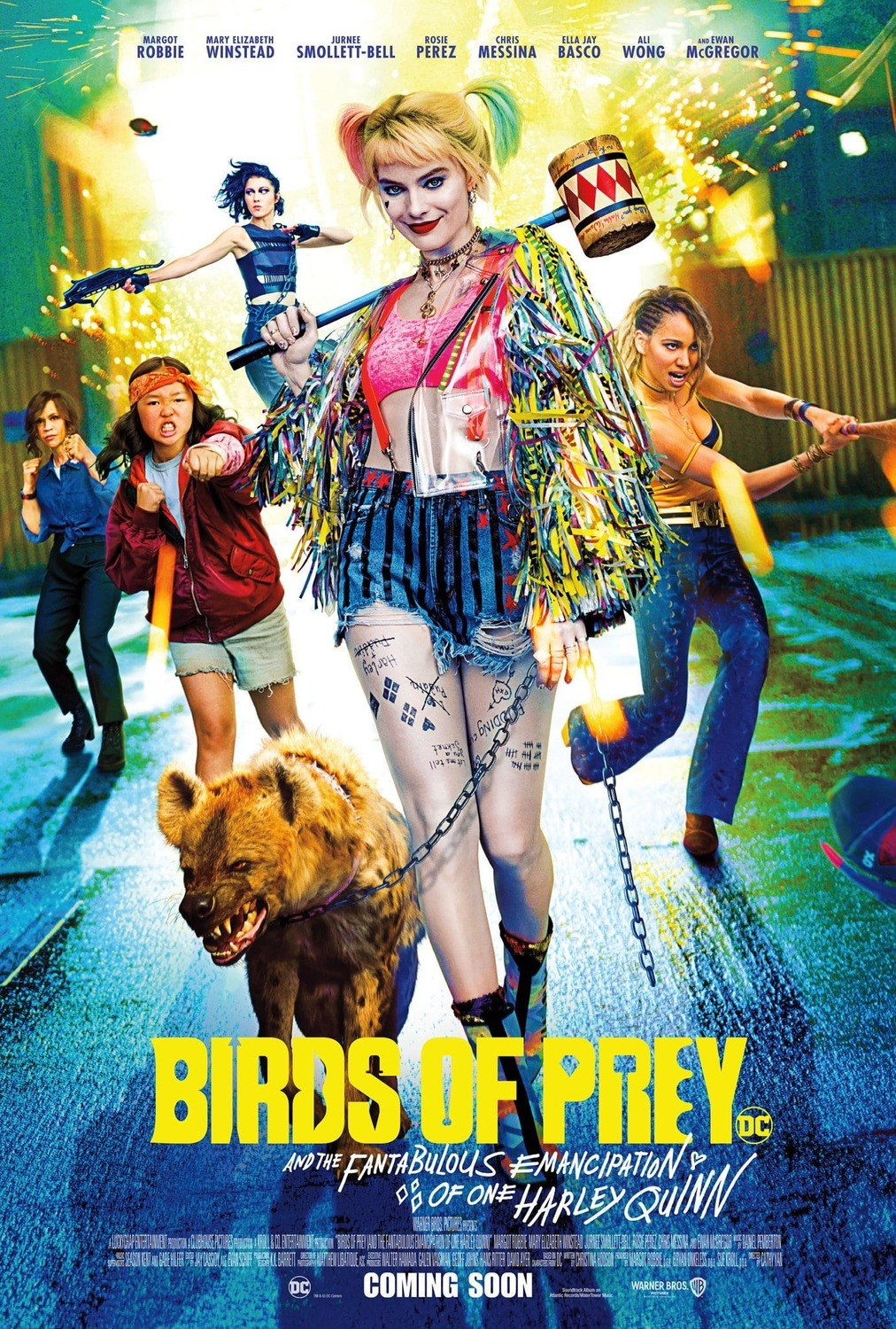 Harley Quinn Film - Birds of Prey