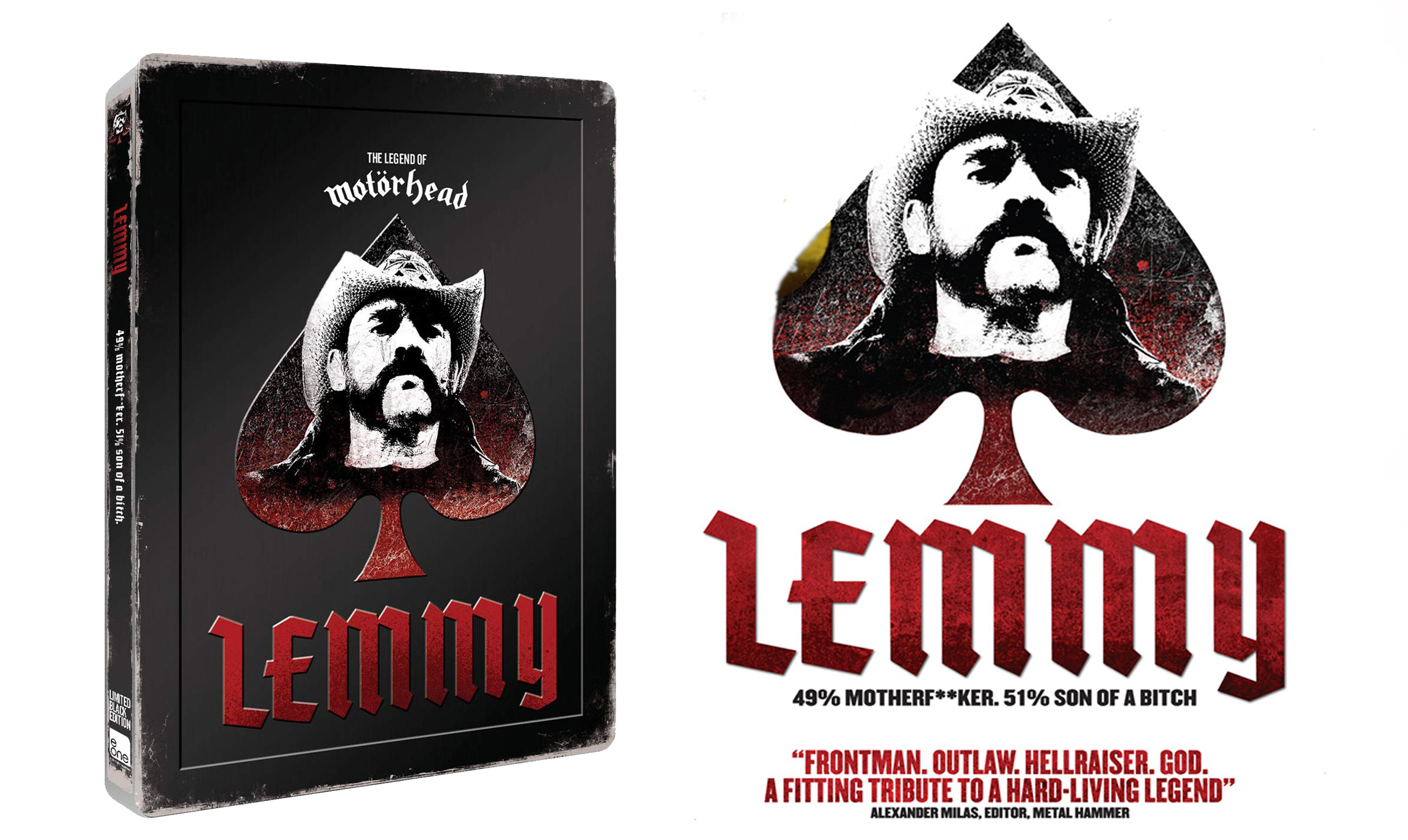 Motorhead Lemmy - le film - ace of spades