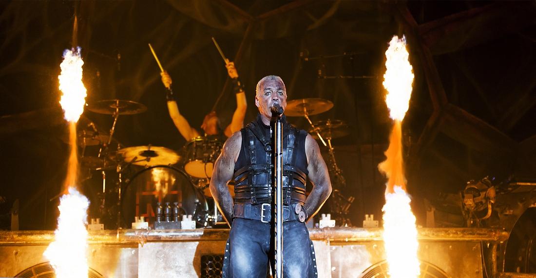 Rammstein-concert-rammstein-live-photos- eric-canto-photographe