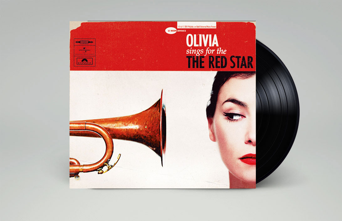 pochette album olivia ruiz