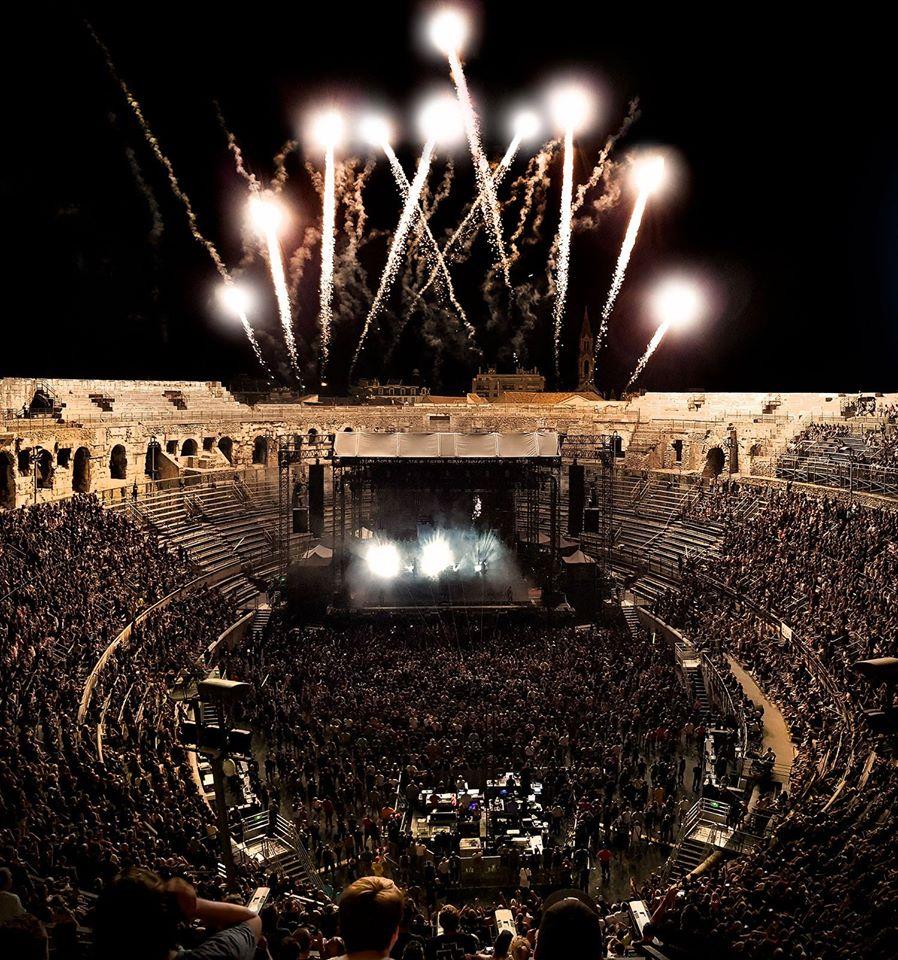Photos de concert arènes-nîmes-photo-concert-photographe-eric-canto-