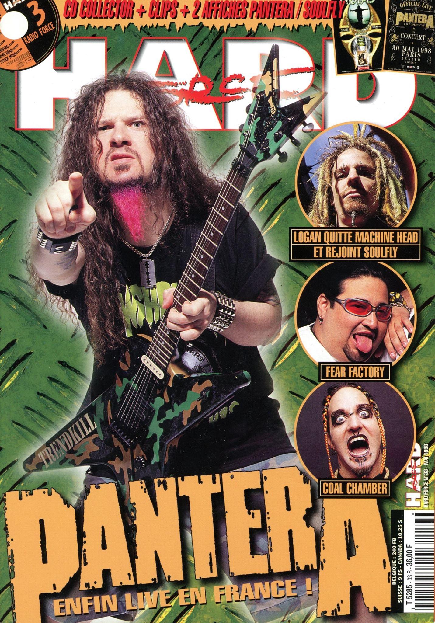 mag hard rock -hard force news