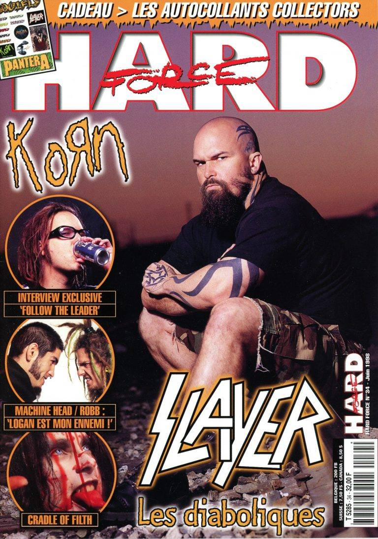 magazine hard rock