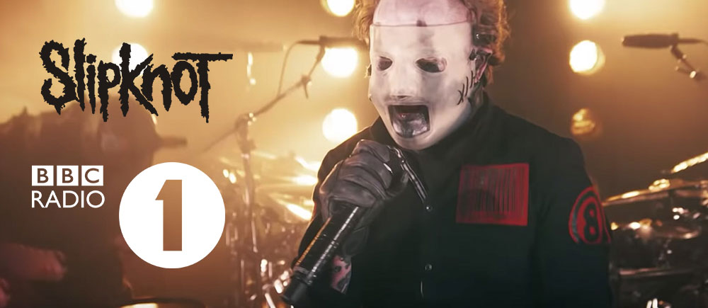 SLIPKNOT Unmasked All Out Life