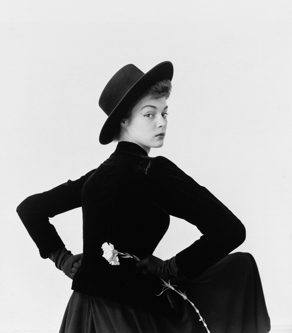 Irving PENN Photographe