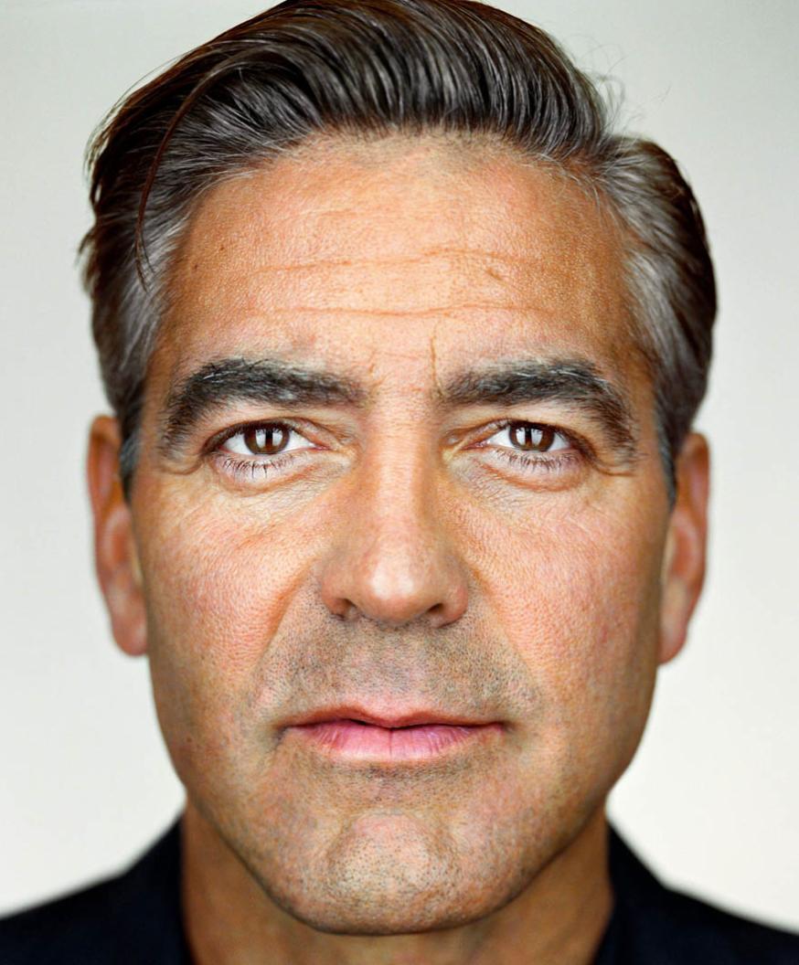 Martin Schoeller photographe : Portraits