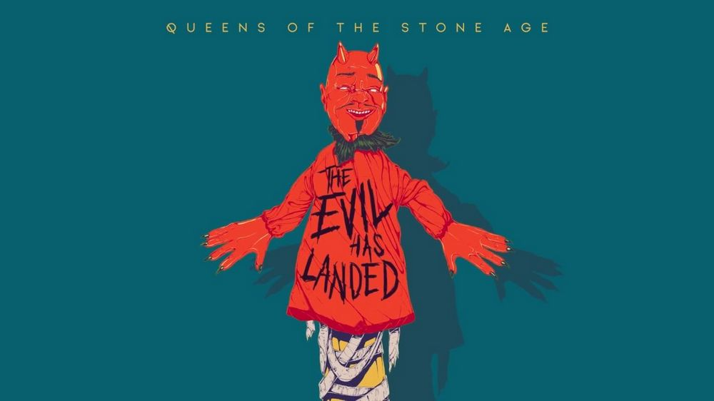 Queens of the stone age - Artwork