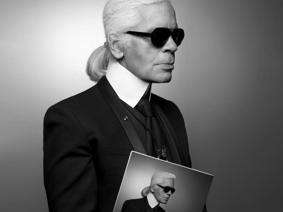 Karl Lagerfeld Photographe