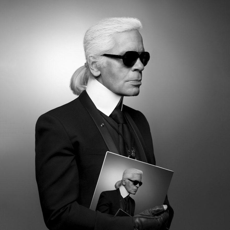 Karl Lagerfeld Photographe 3