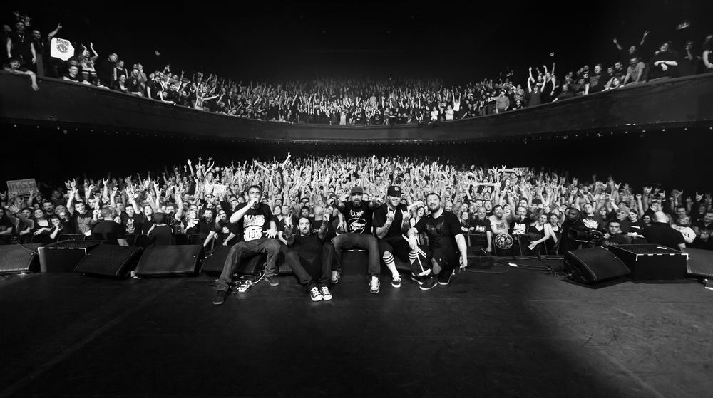 Mass Hysteria Olympia