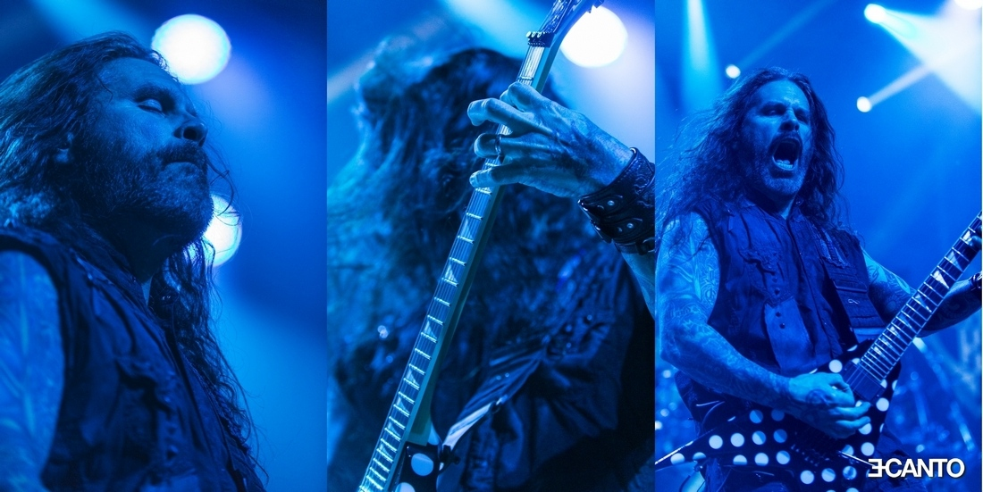 Machine Head concert - photo concert