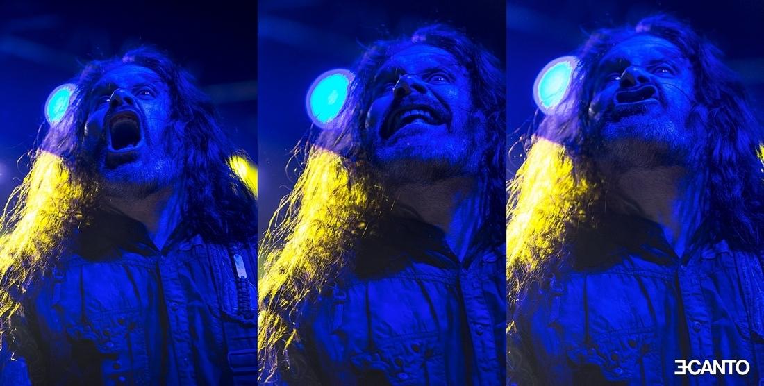 Machine Head concert -photo concert