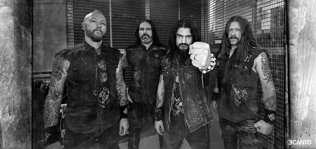 Machine Head concert - Crédit photo Eric CANTO