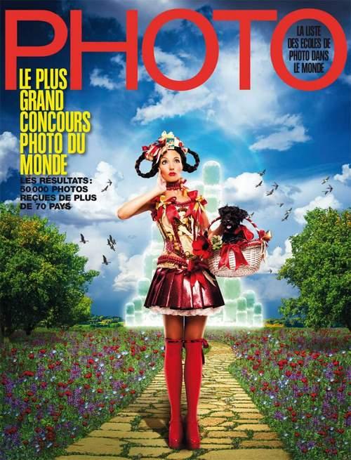 PHOTO Magazine : les plus belles covers 2