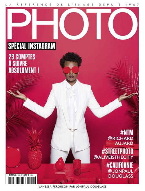 PHOTO Magazine : les plus belles covers 16