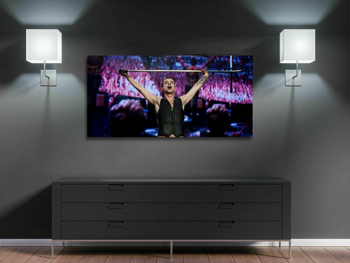 Vente tirage photos de concert Depeche mode  - Photo de concert par Eric CANTO