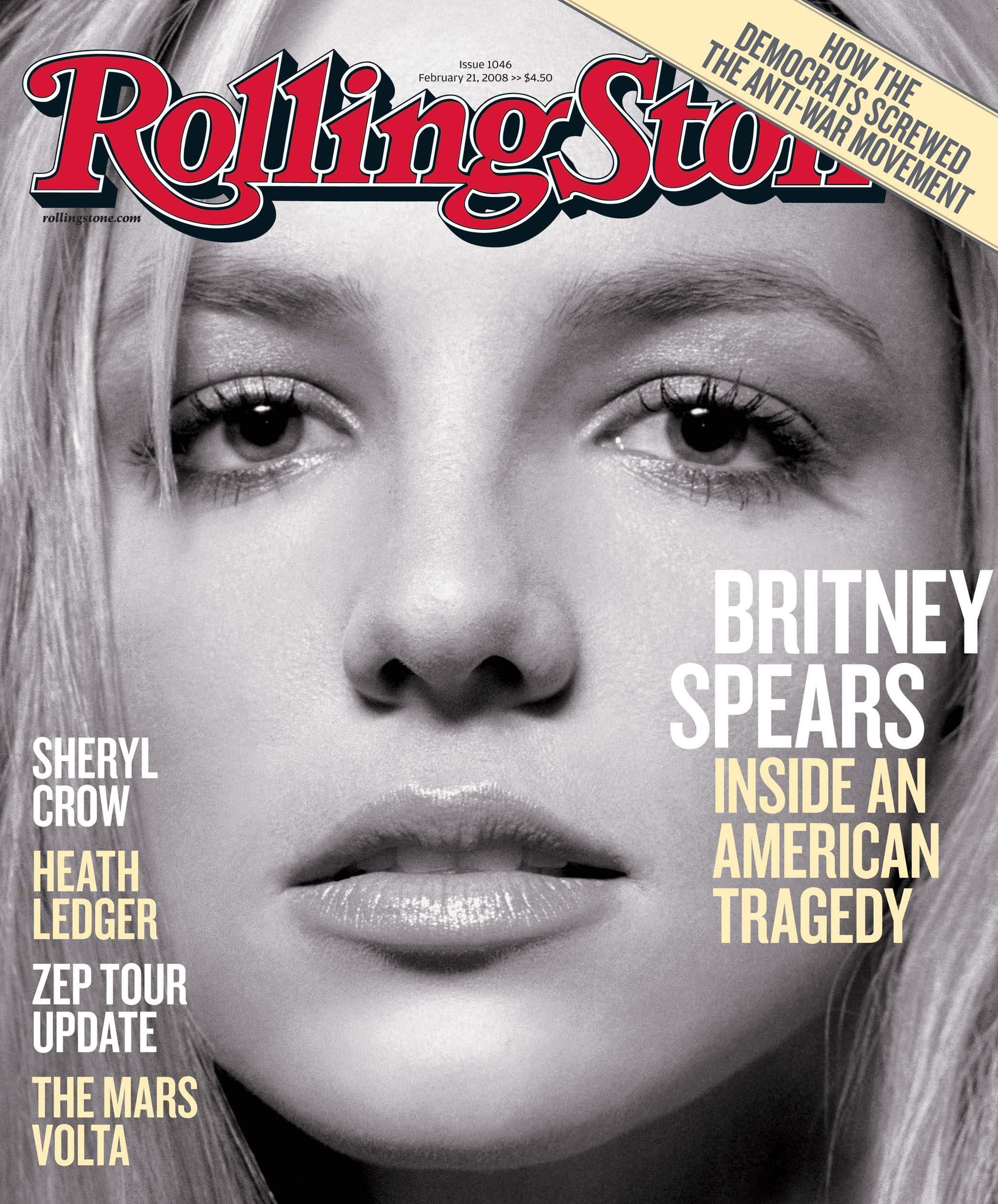 Rolling Stone magazine 8