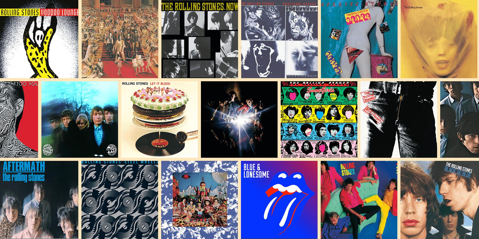 The Rolling Stones de 1964 à 2020 10